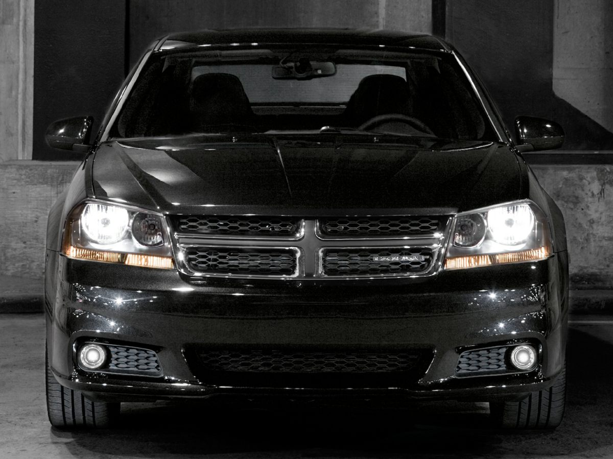 New 2012 Dodge Avenger SE 4D Sedan in Highland CN281142  Szott