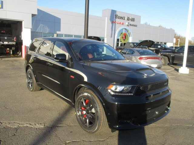 new 2018 dodge durango srt sport utility in highland jc186836 szott m59 dodge ram. Black Bedroom Furniture Sets. Home Design Ideas