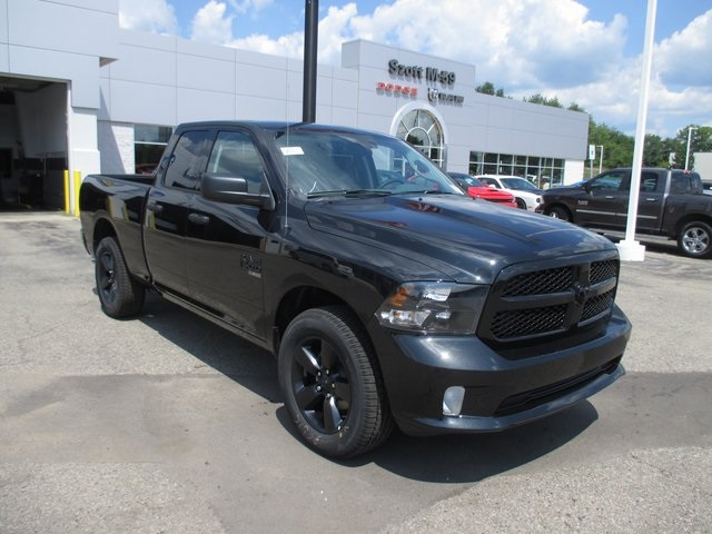 New 2019 Ram 1500 Classic Express Quad Cab In Highland Ks504087