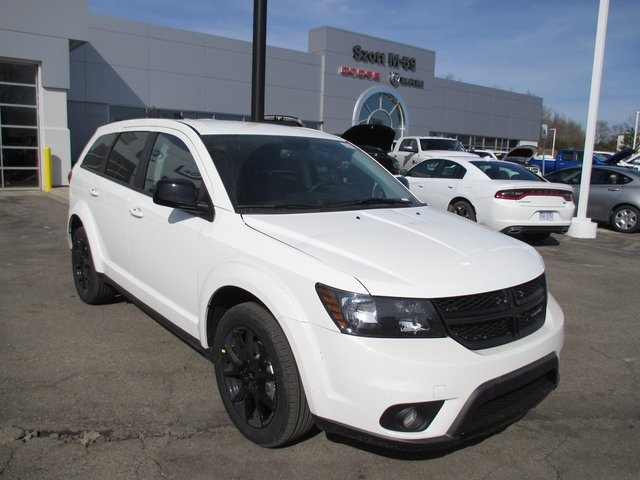New 2018 Dodge Journey Gt Sport Utility In Highland Jt311325
